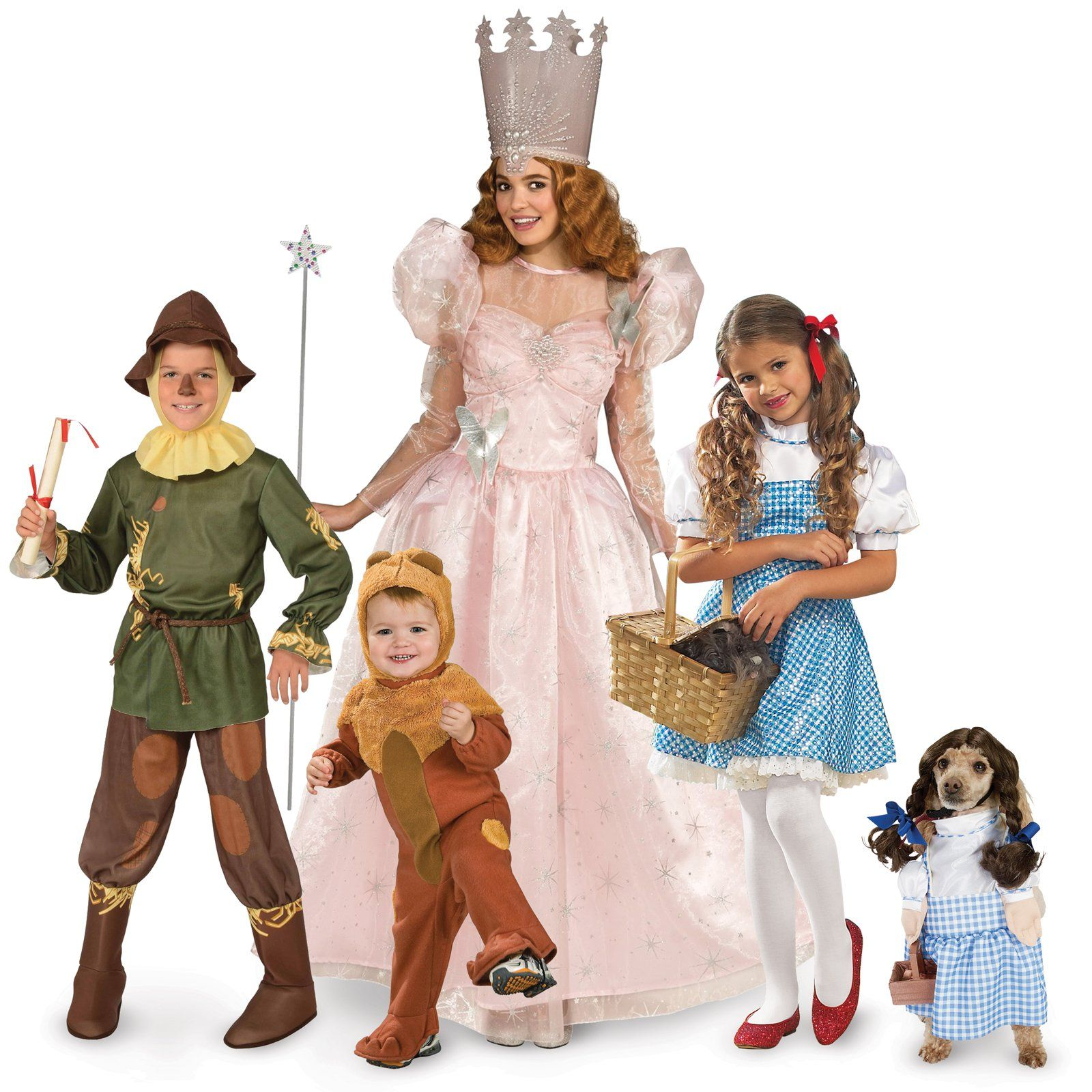The Wizard of Oz Family Costumes from CostumeExpress.com   Hallo ...