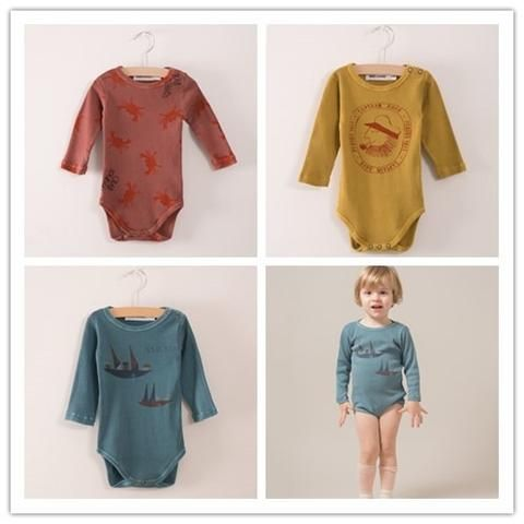 4414e9ac0 BoBo Choses Brand Baby Romper New Born Baby Gift Clothes Infant ...