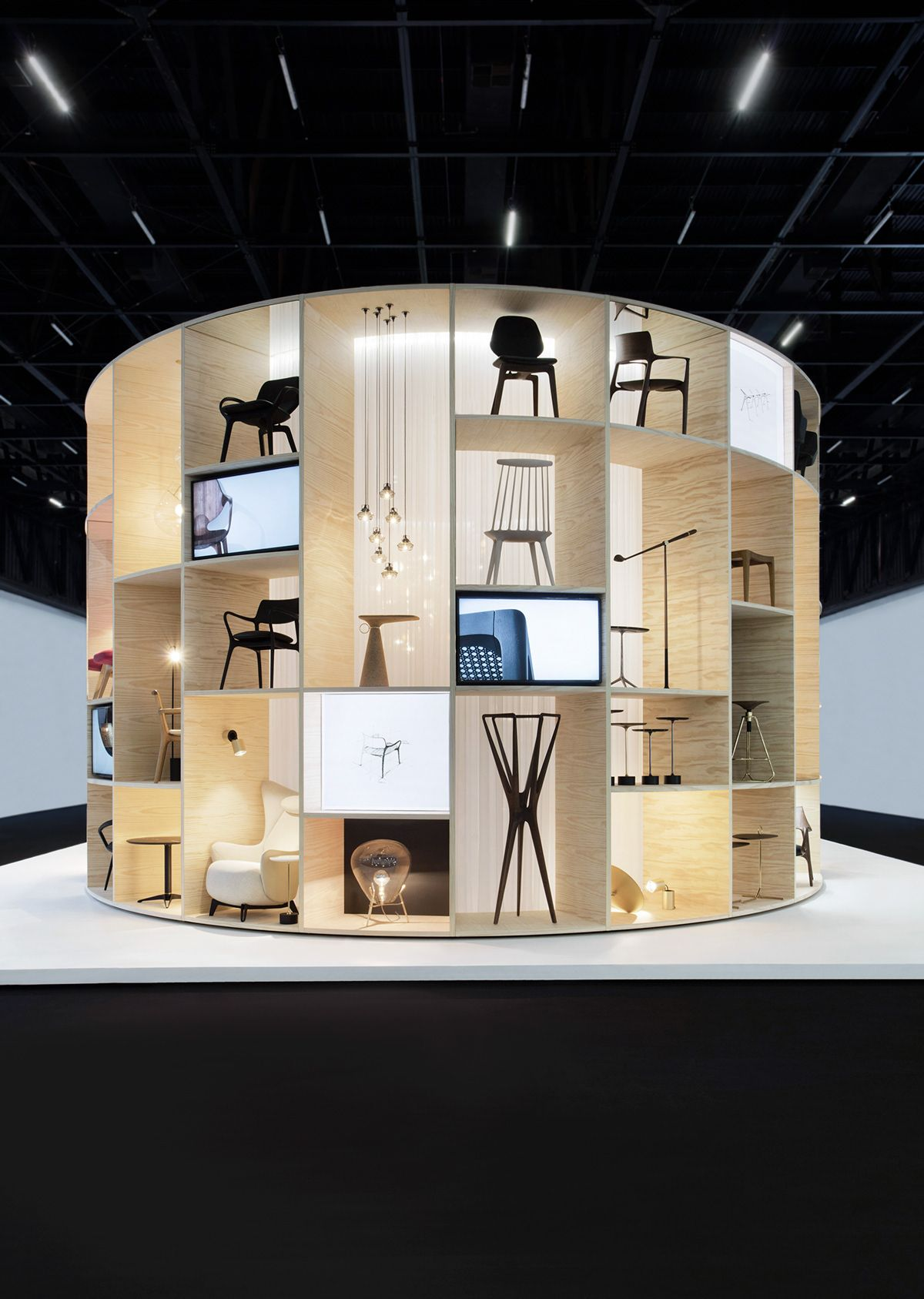 High Design Expo 2018 On Behance In 2020 Exibition Design Museum Exhibition Design Exhibition Design