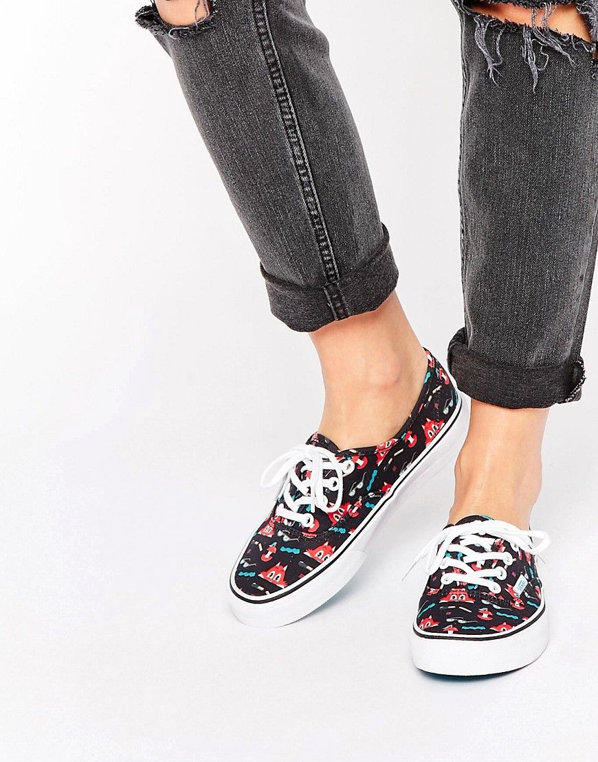 vans womens authentic trainers