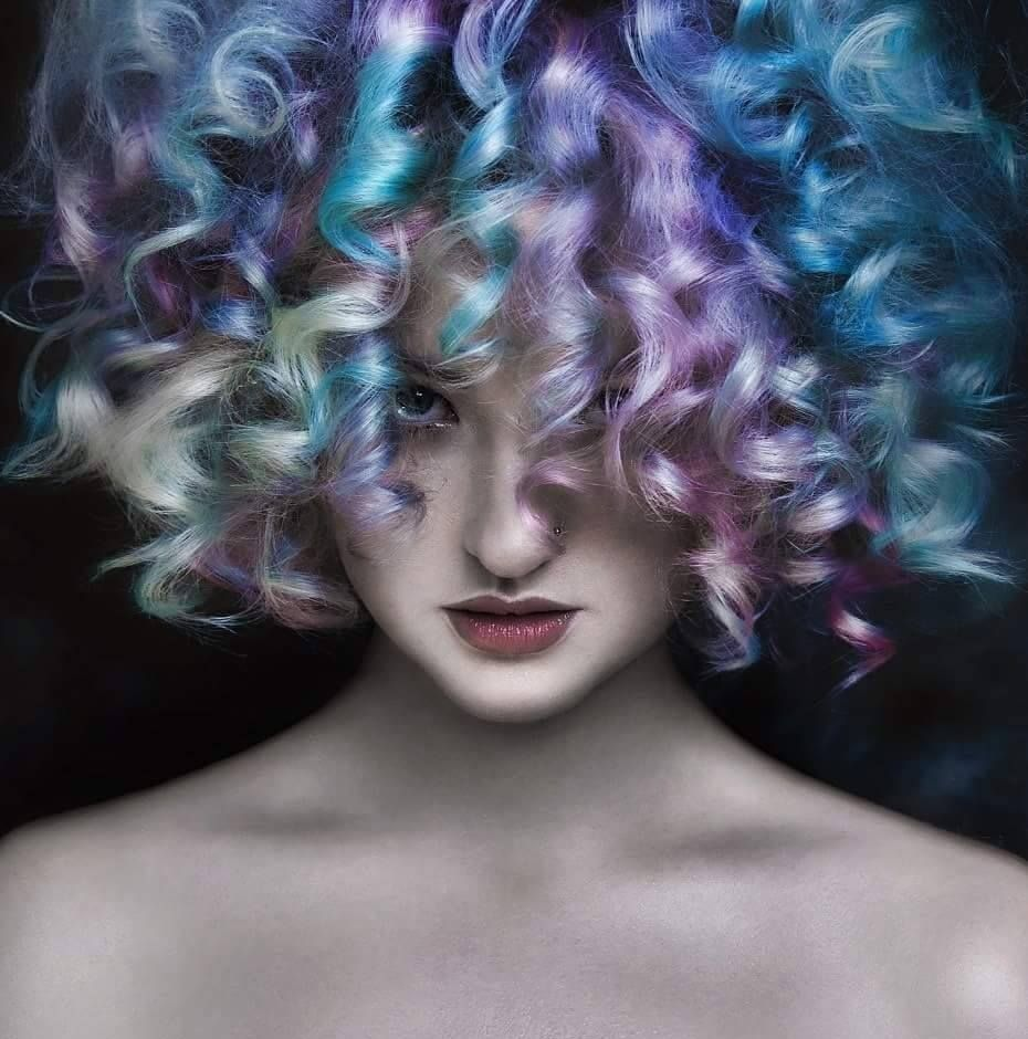 Pin by maru ma on just color and color pinterest spiral curls