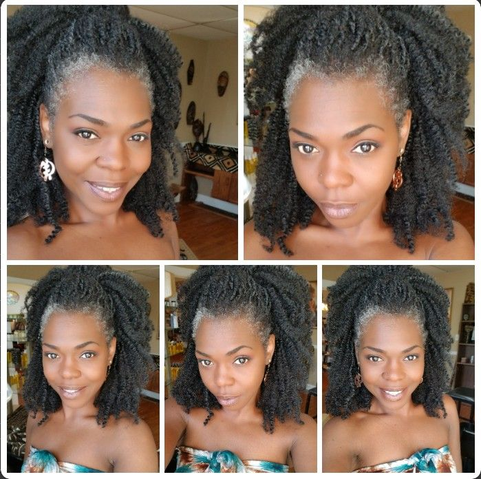 2 Strand Twistout By Necijones For Mandisa Ngozi Natural Hair Care
