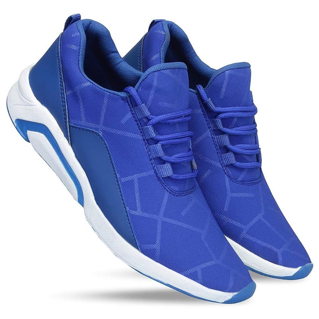 Layasa Men's Air Series Mesh Sports Running Shoes DM ME