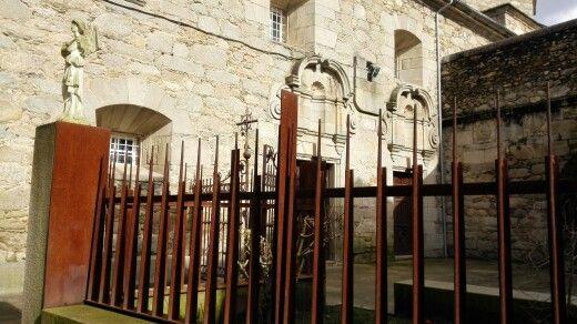 Gruta de Lourdes. Viveiro. (Lugo). Galicia. Spain.