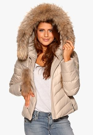 Hollies Aspen Short Jacket Beige | Jackets