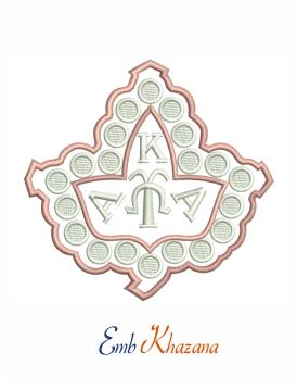Alpha Kappa Alpha Ivy Leaf Embroidery Design Embroidery Designs Simple Embroidery Designs Simple Embroidery