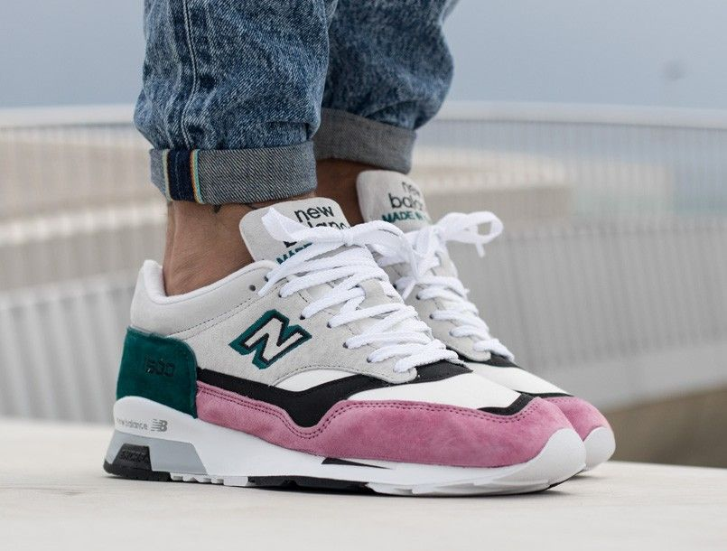 New Balance M1500 Flamingo Pack white pink 2 | Maybe It's A