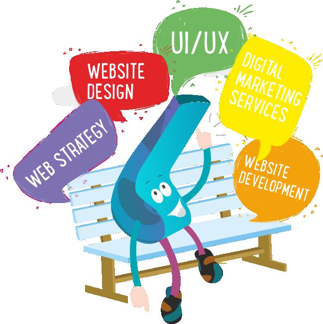 Creative Digital Agency Colorwhistle Web Development Design Custom Web Design Creative Web Design