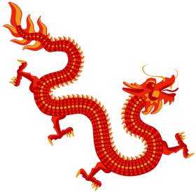 Yellow Red Dragon Png Image With Transparent Background Png Free Png Images In 2021 Red Dragon Chinese Dragon Dragon