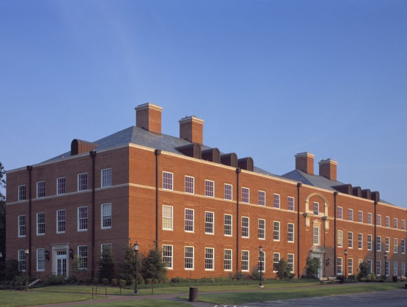 A. James Clark Hall, The Whitaker Biomedical Engineering