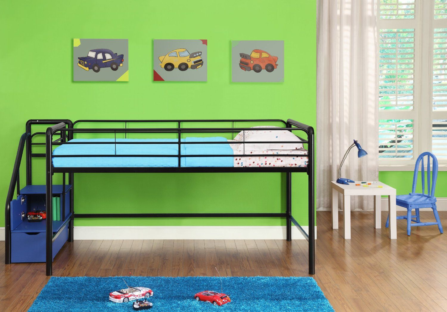 Best Low Loft Beds And Bunk Beds For Toddlers Kids In 2020 400 x 300