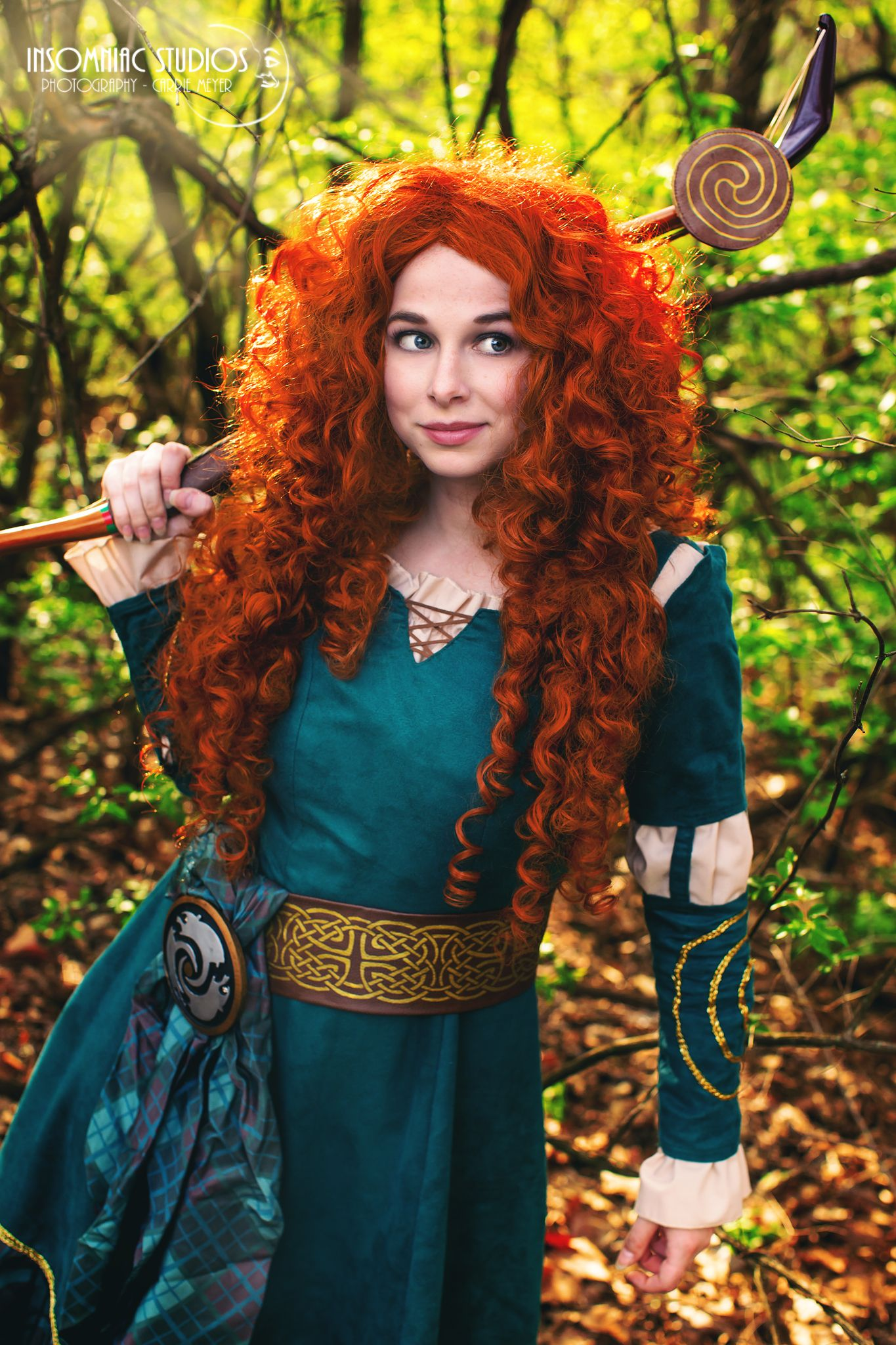 disney 39 s merida by lauren of thousand faces cosplay photographer insomniac studios cosplay. Black Bedroom Furniture Sets. Home Design Ideas