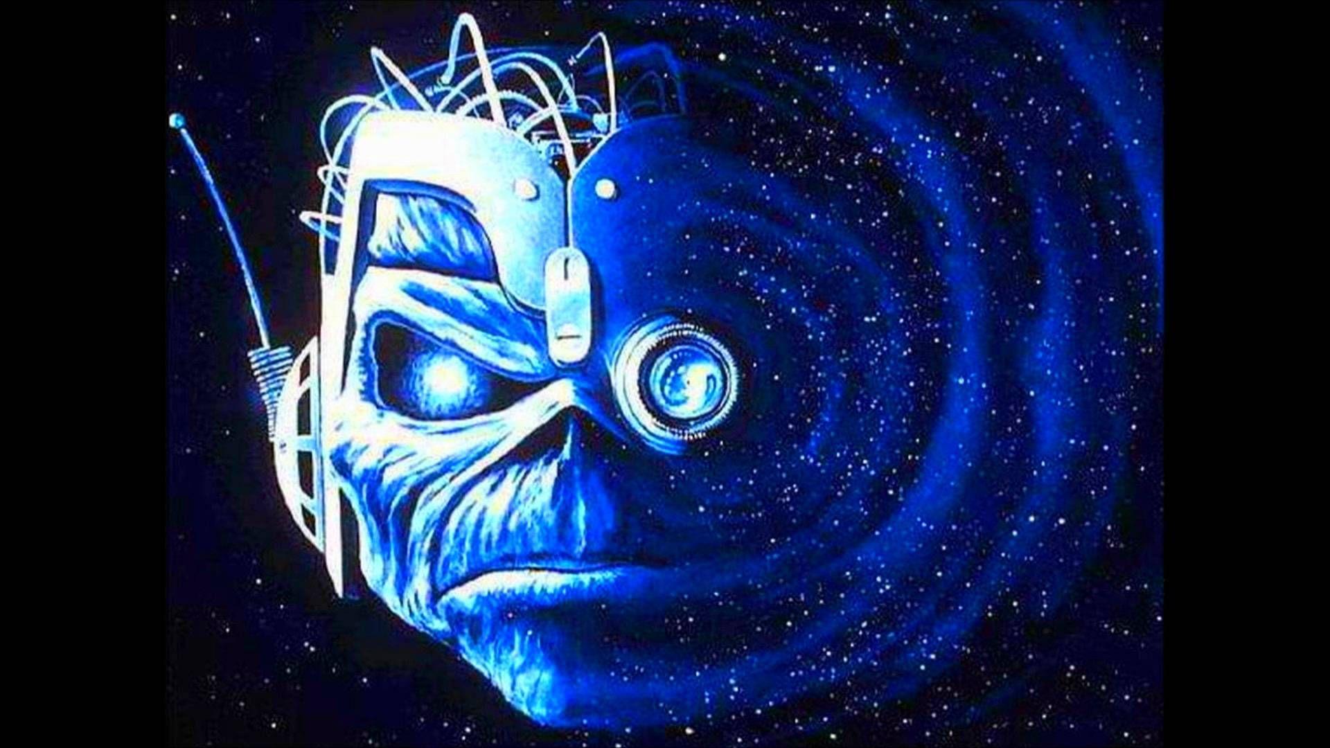 Resultado De Imagen De Wasted Years Iron Maiden Wallpaper En