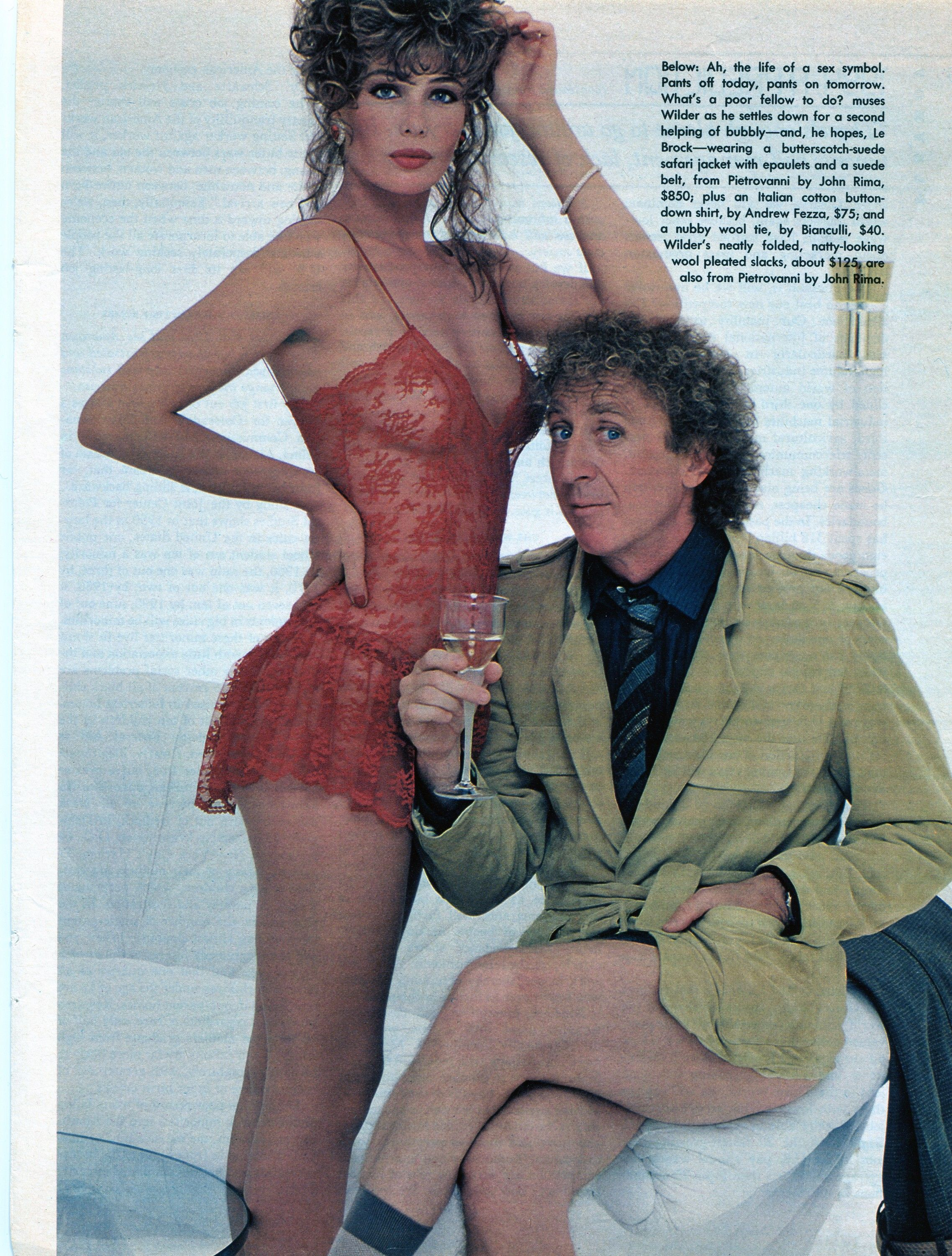 Can not kelly lebrock woman in red nude scene thought