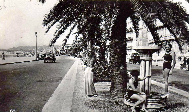 Nice Pyjamas mode 1930