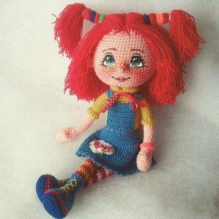 Toys and other Handicrafts Юлии Yarnykh. | VK
