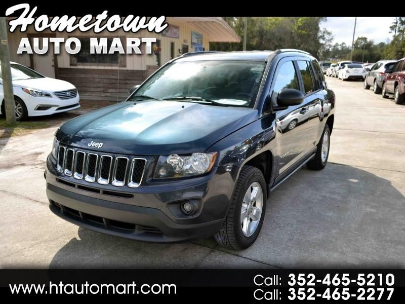Used 2014 Jeep Compass Sport FWD for Sale in Dunnellon FL