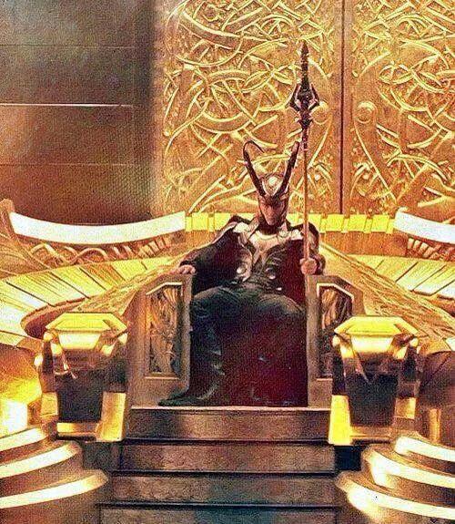 Kneel before the king
