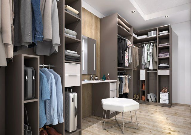 cr er un dressing room placard dressing pinterest dressing et cr er. Black Bedroom Furniture Sets. Home Design Ideas