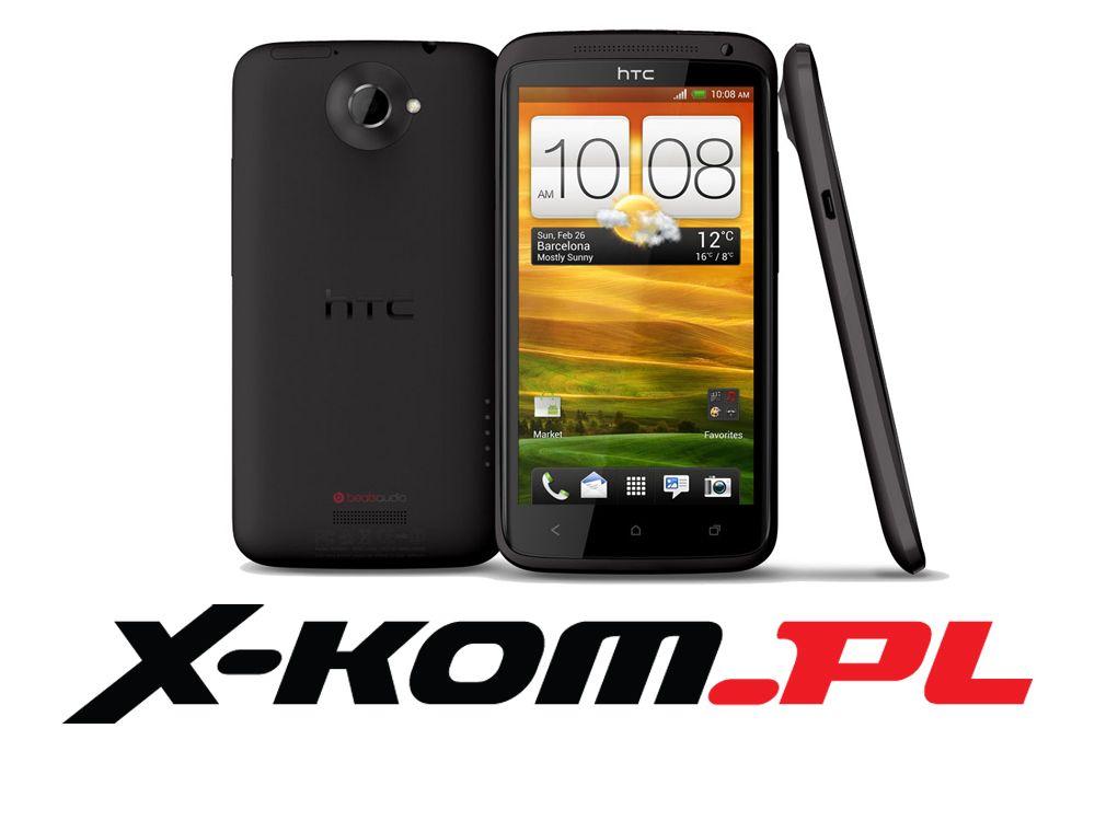 Smartphone Htc One X Brazowy 4x 1 5ghz Android 4 0 2466920841 Oficjalne Archiwum Allegro Htc One Htc Smartphone