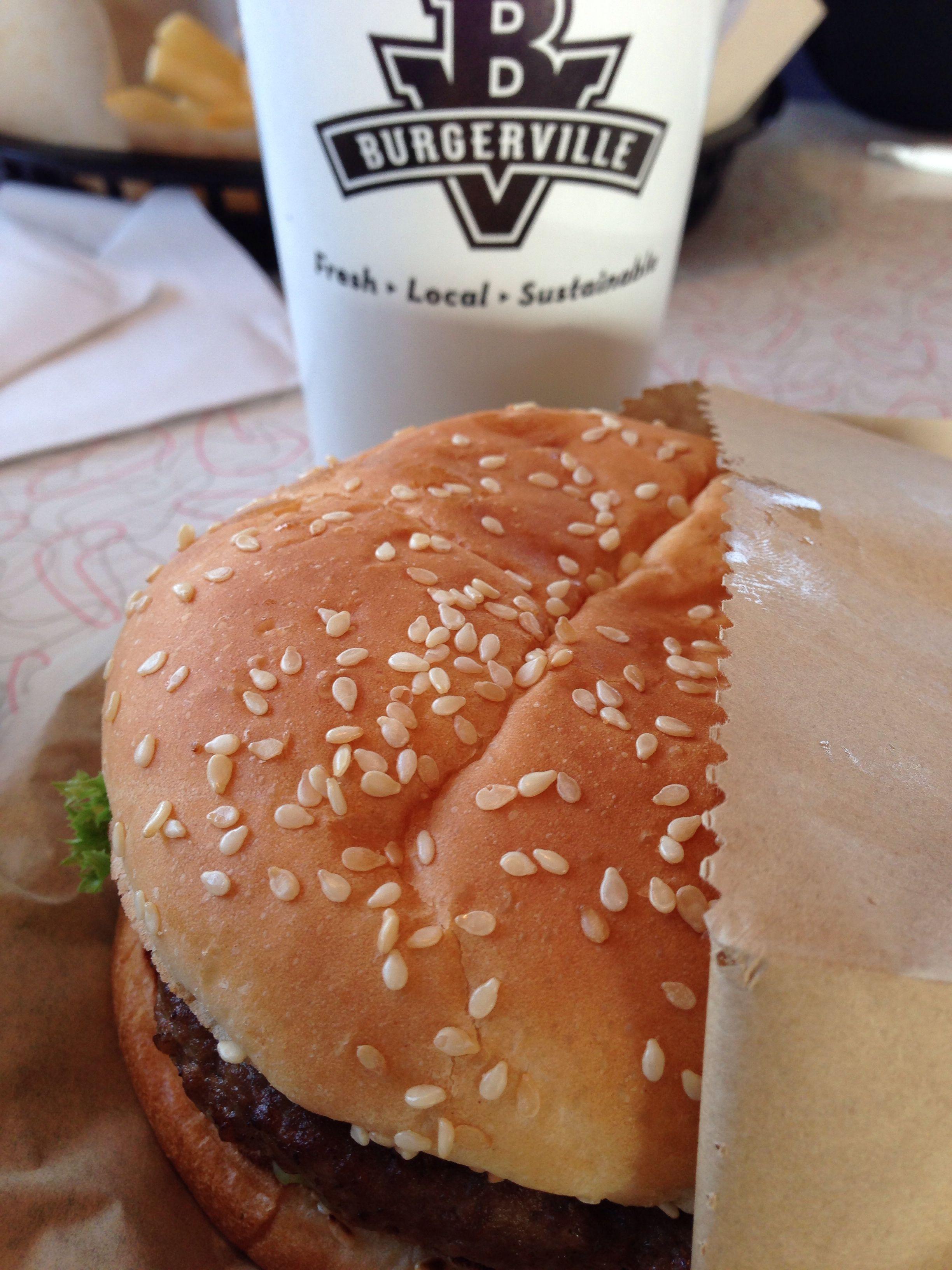 Burgerville Portland Food Good Eats Oregon