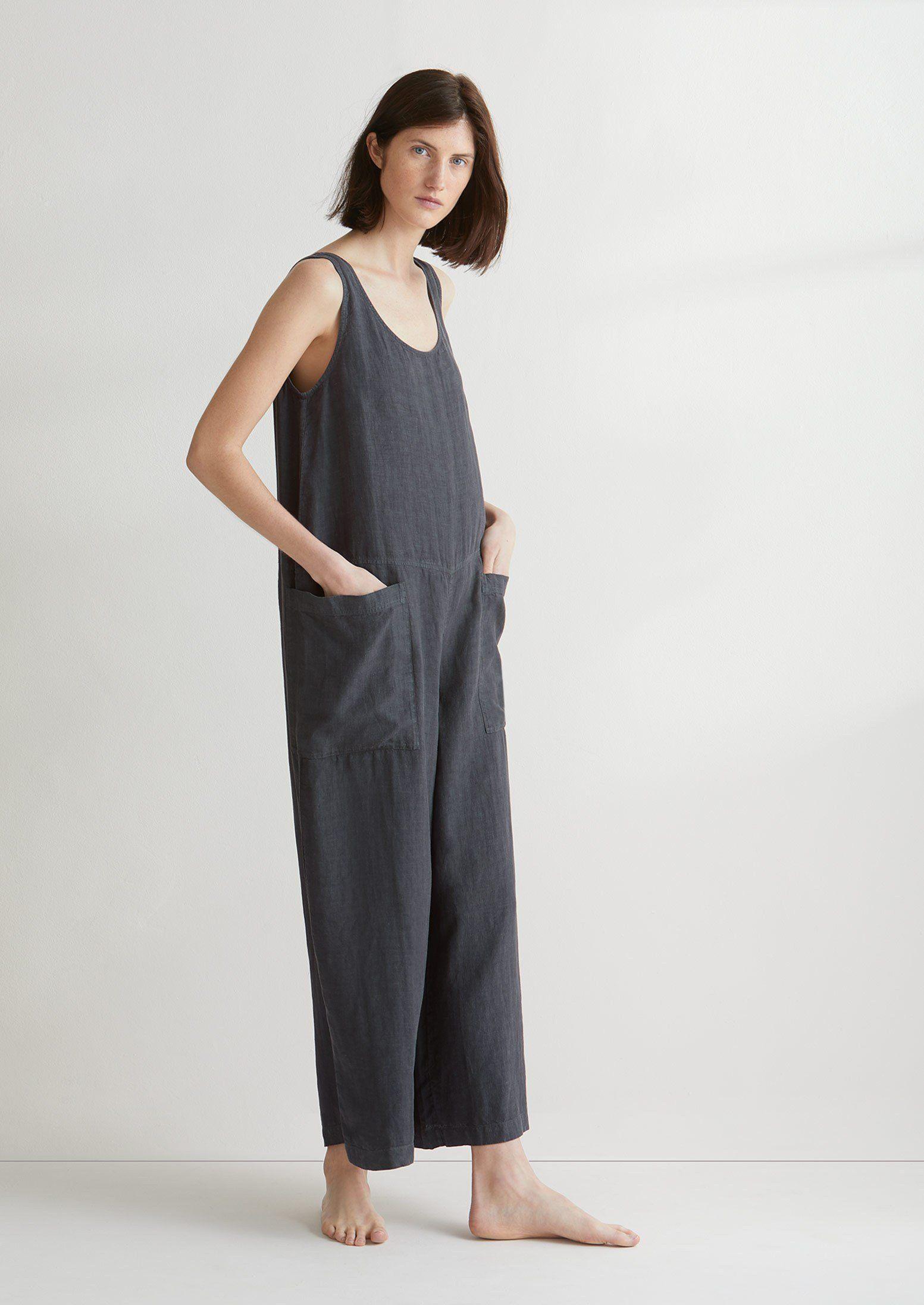 442fe33dd925 Linen Jumpsuit