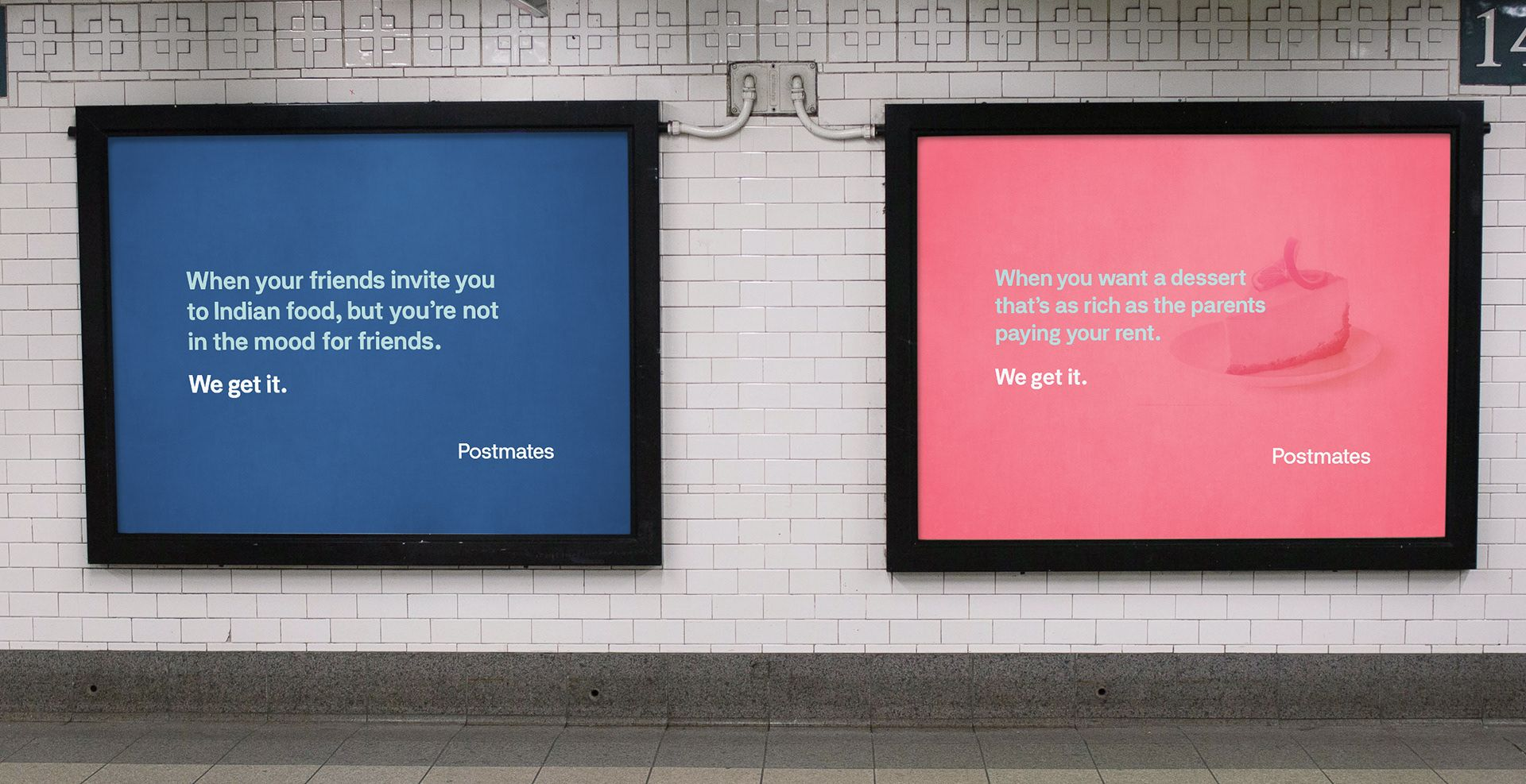 Image result for postmates ad campaign | Campaign | Copy ads