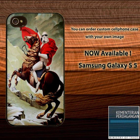 Strom Trooper Ridding Horse For iphone 4/4s, iphone 5/5s,iphone 5c, samsung s3 i9300 case, samsung s4 i9500