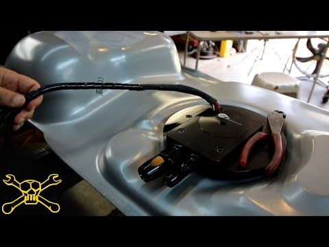 Wiring The E85 Fuel Pumps