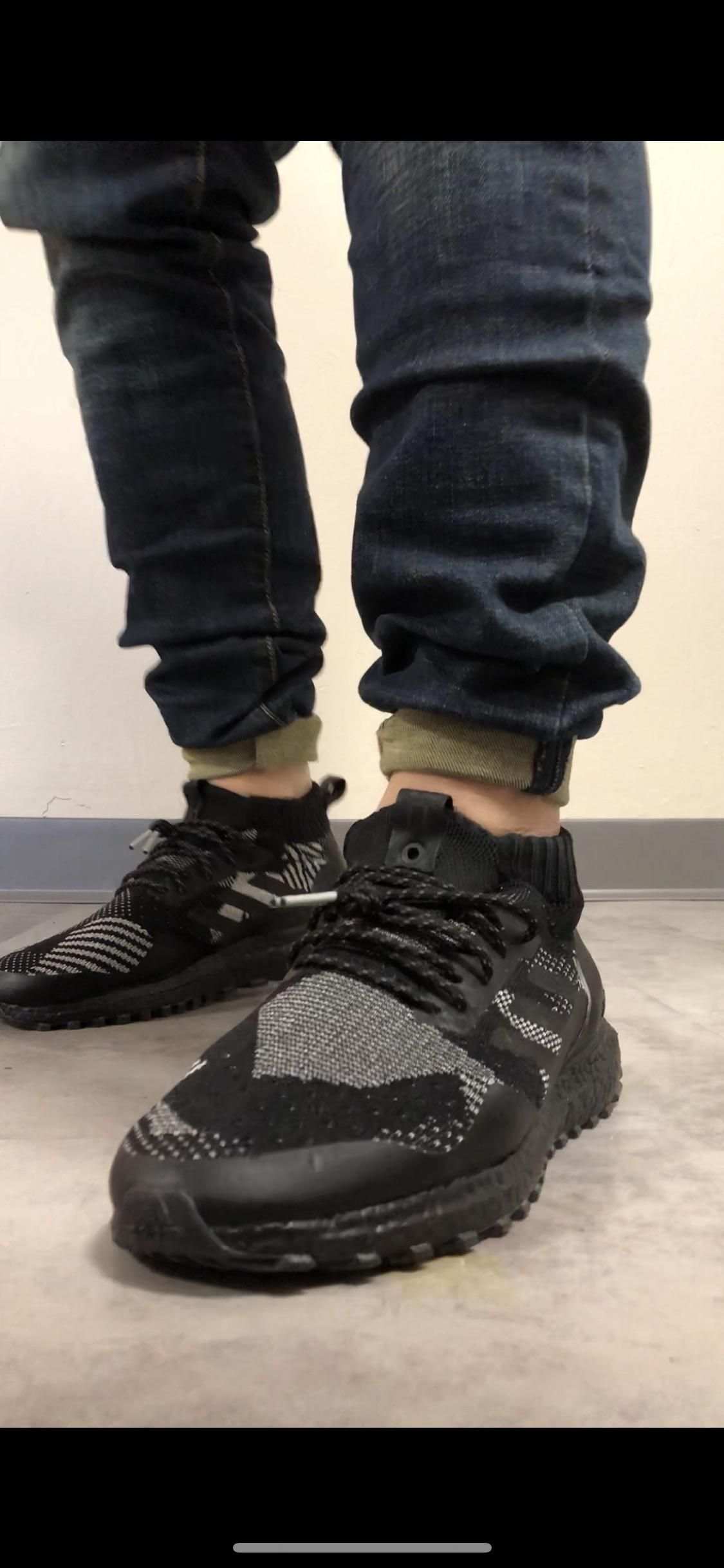 05ca7fa5362f0 Kith x Nonnative on feet