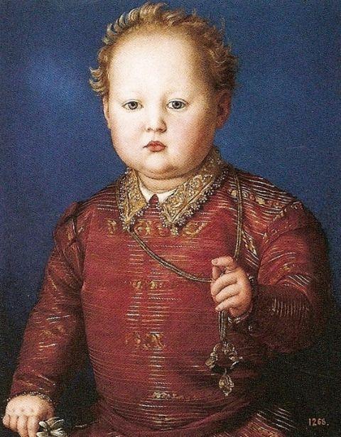 Garzia de Medici (1547-1562)