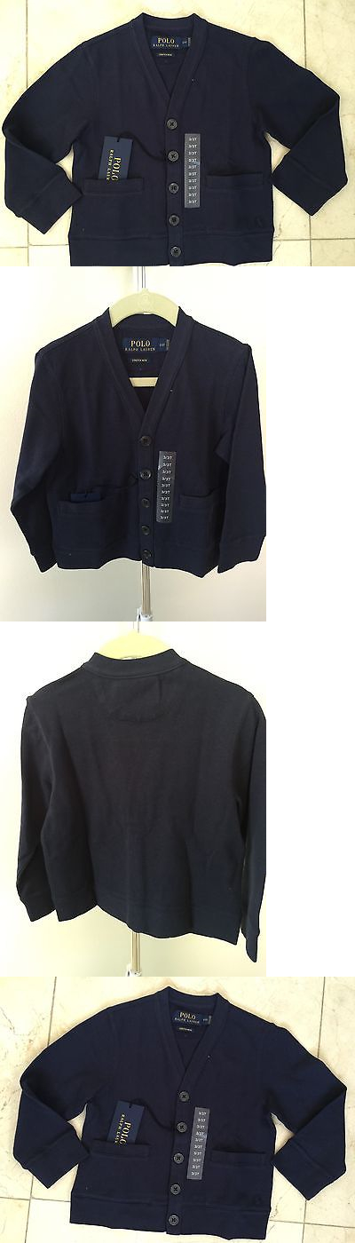 Tops and T-Shirts 147340: Nwt Polo Ralph Lauren Toddler Boys Long ...
