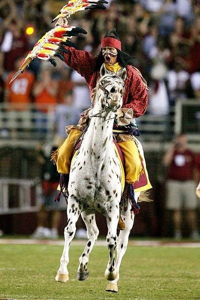 Chief Osceola Renegade Fsu Football Fsu Football Game Florida State Football