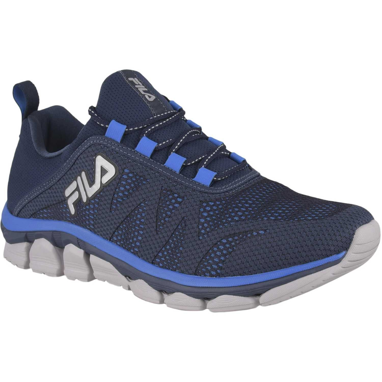 zapatos vans hombres azules
