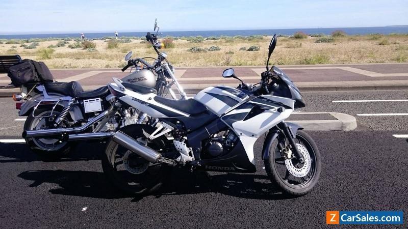 Motorcycle for Sale HONDA CBR 125 RW7 SPORT MOTORBIKE