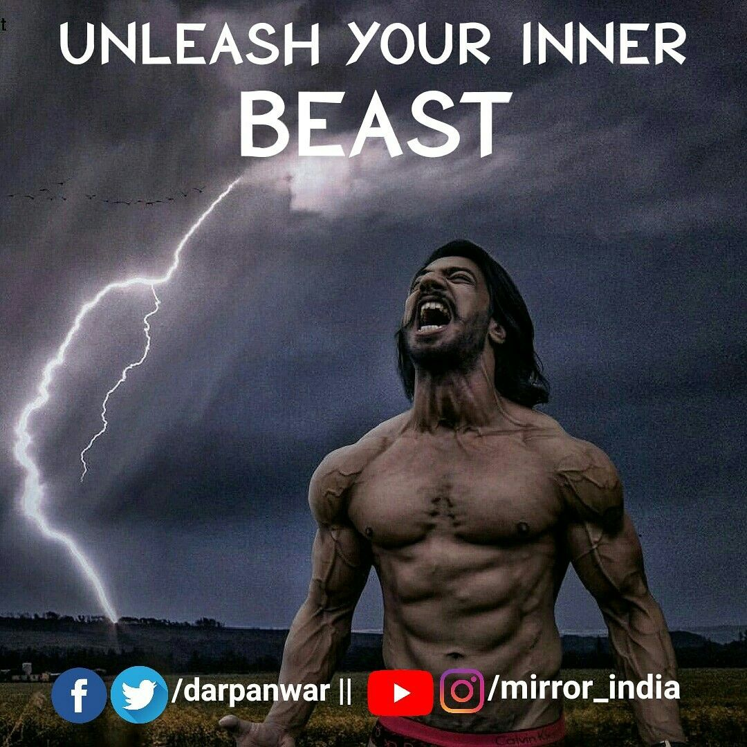 Top 25 Motivational Quotes For Entrepreneurs To Keep You: Tame Your Inner Beast, Unleash It When Required, For You