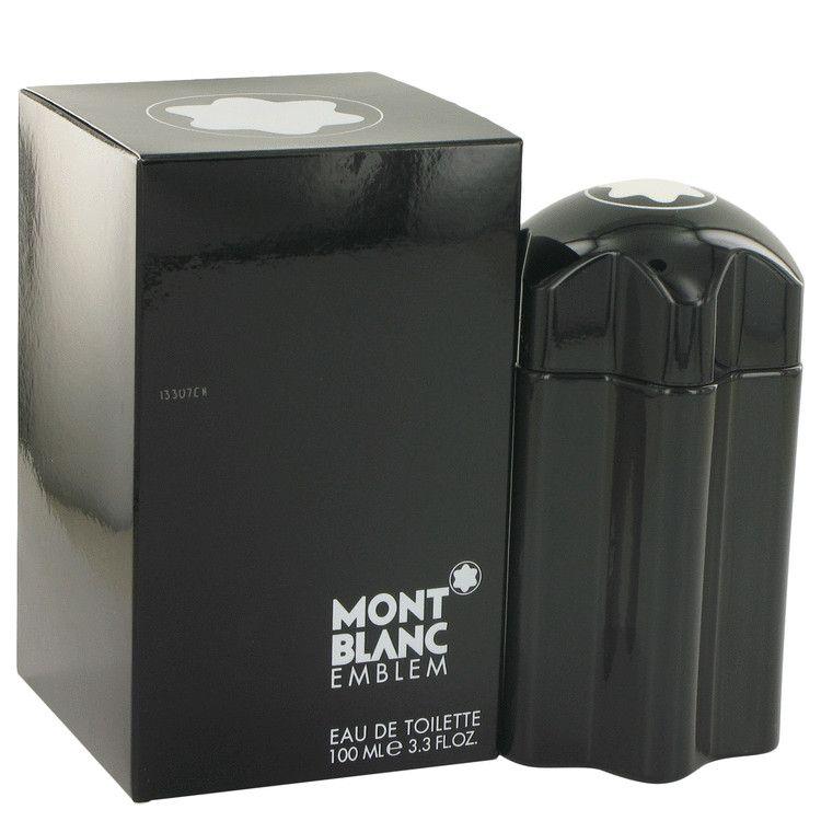 Montblanc Emblem By Mont Blanc Eau De Toilette Spray 3 4 Oz Mont Blanc Eau De Toilette Deodorant Spray