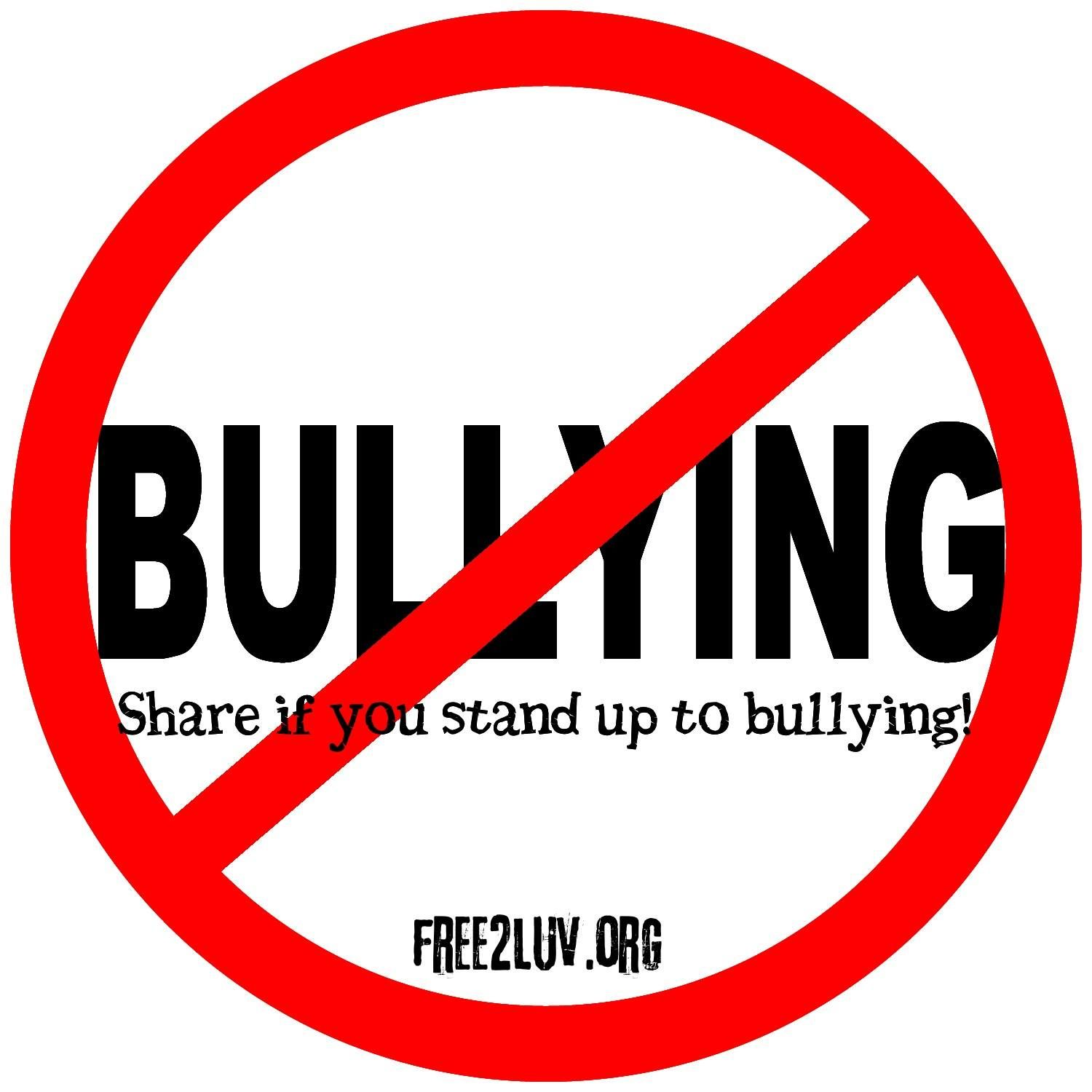 Pin On Stand Up To Bullying