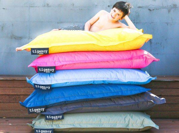 Lounging Around With Tigeroy Waterproof Beanbags Outdoor Bean Bag Outdoor Kids Outdoor