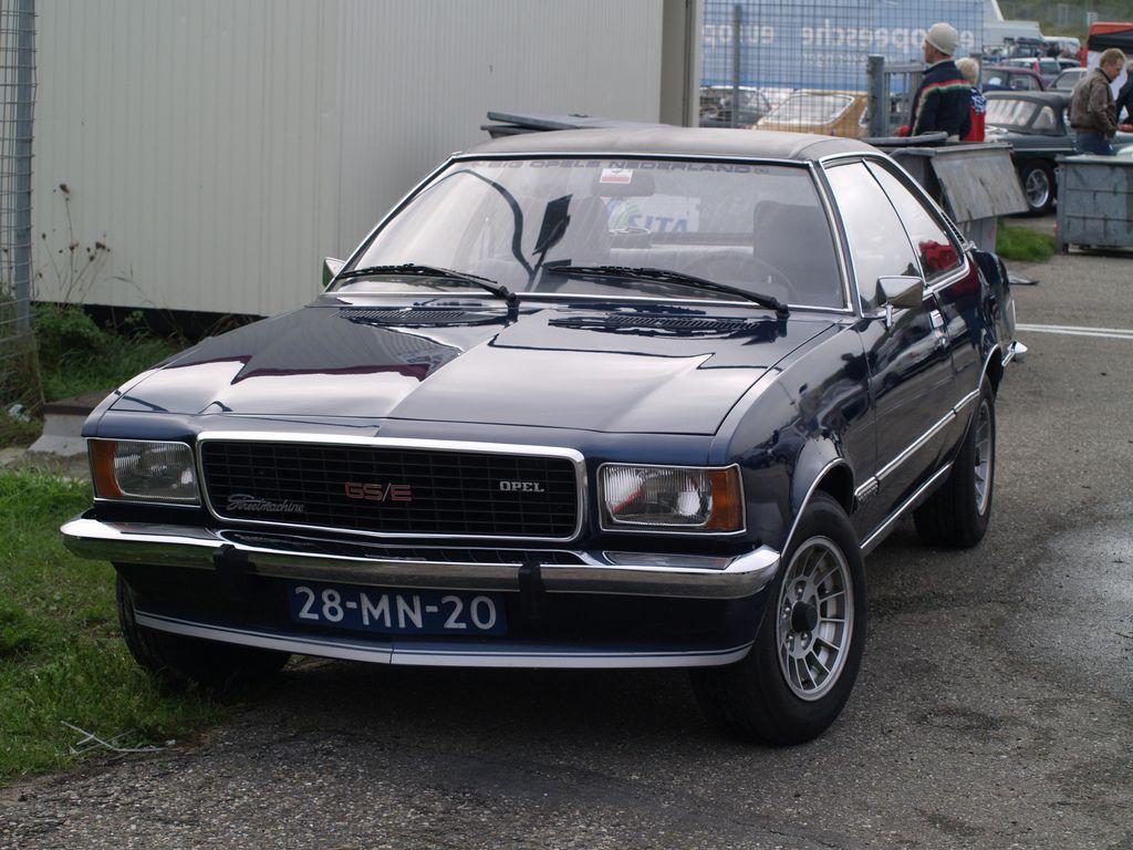 1976 - Opel Commodore Automatic