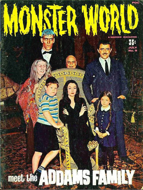 Pin By Rick Goldschmidt On Halloween Addams Family Family Coloring Books
