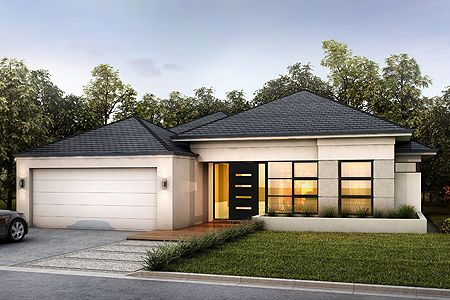 Single Storey Home Design Image - The Moore by Boyd Design Perth ...