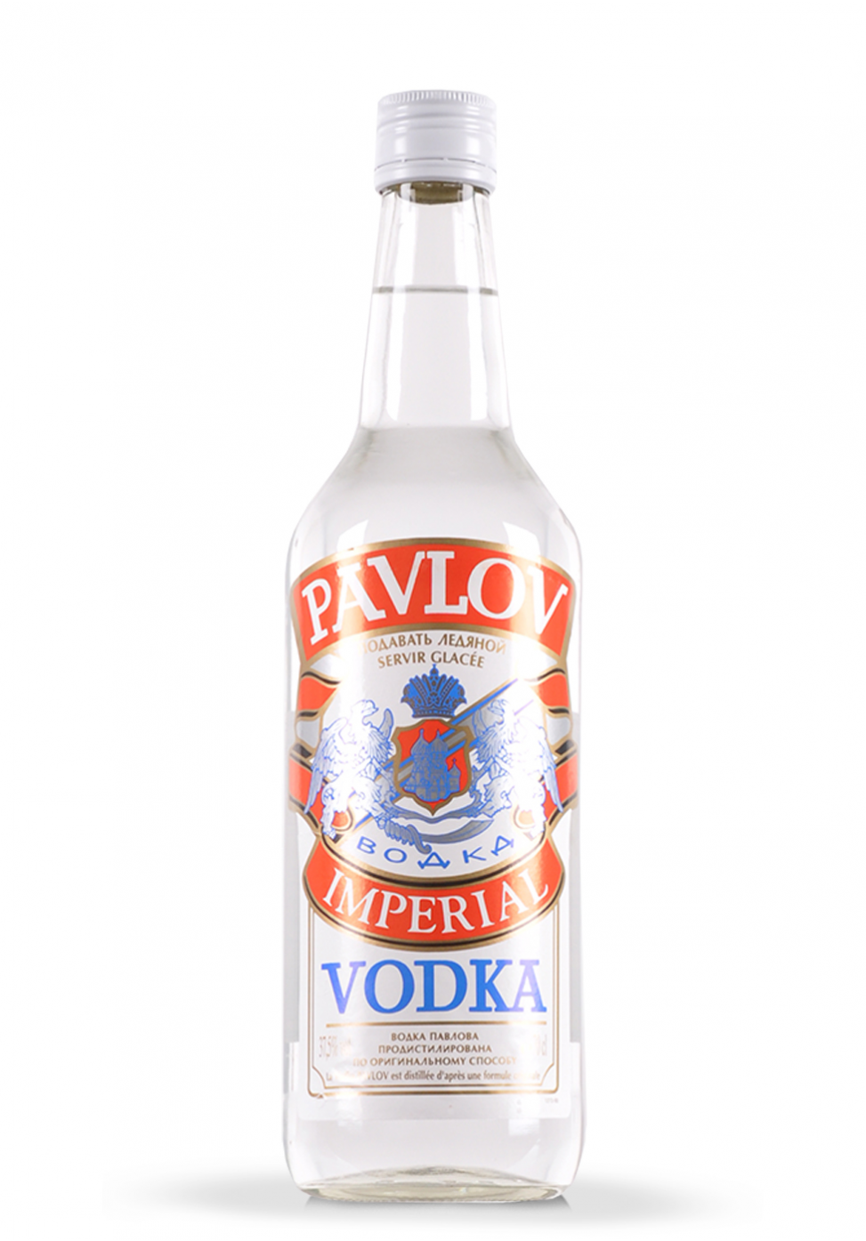Vodka Pavlov Imperial (0.7L) - SmartDrinks.ro