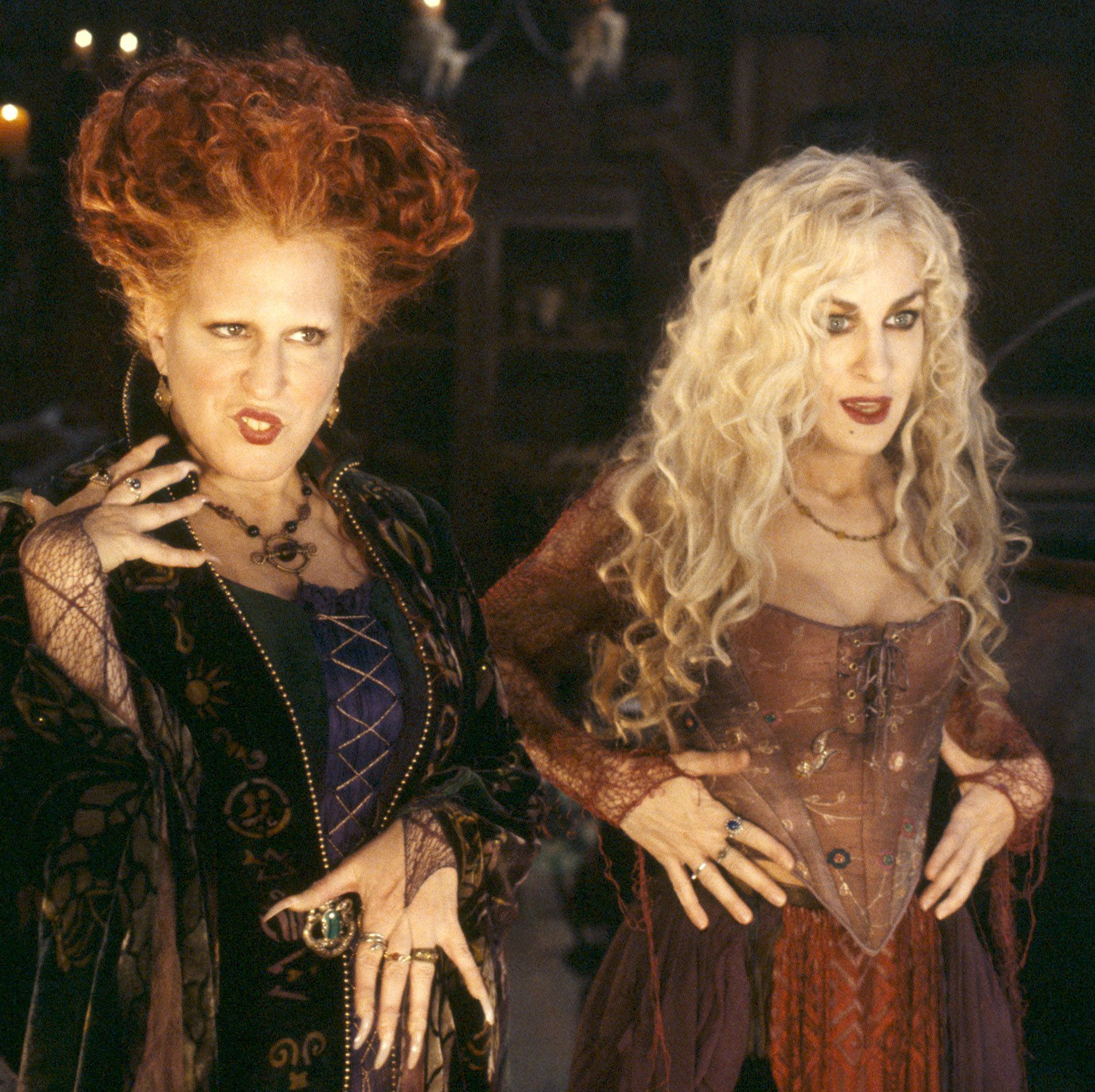 Here's Who Should Be Cast in a 'Hocus Pocus' Reboot