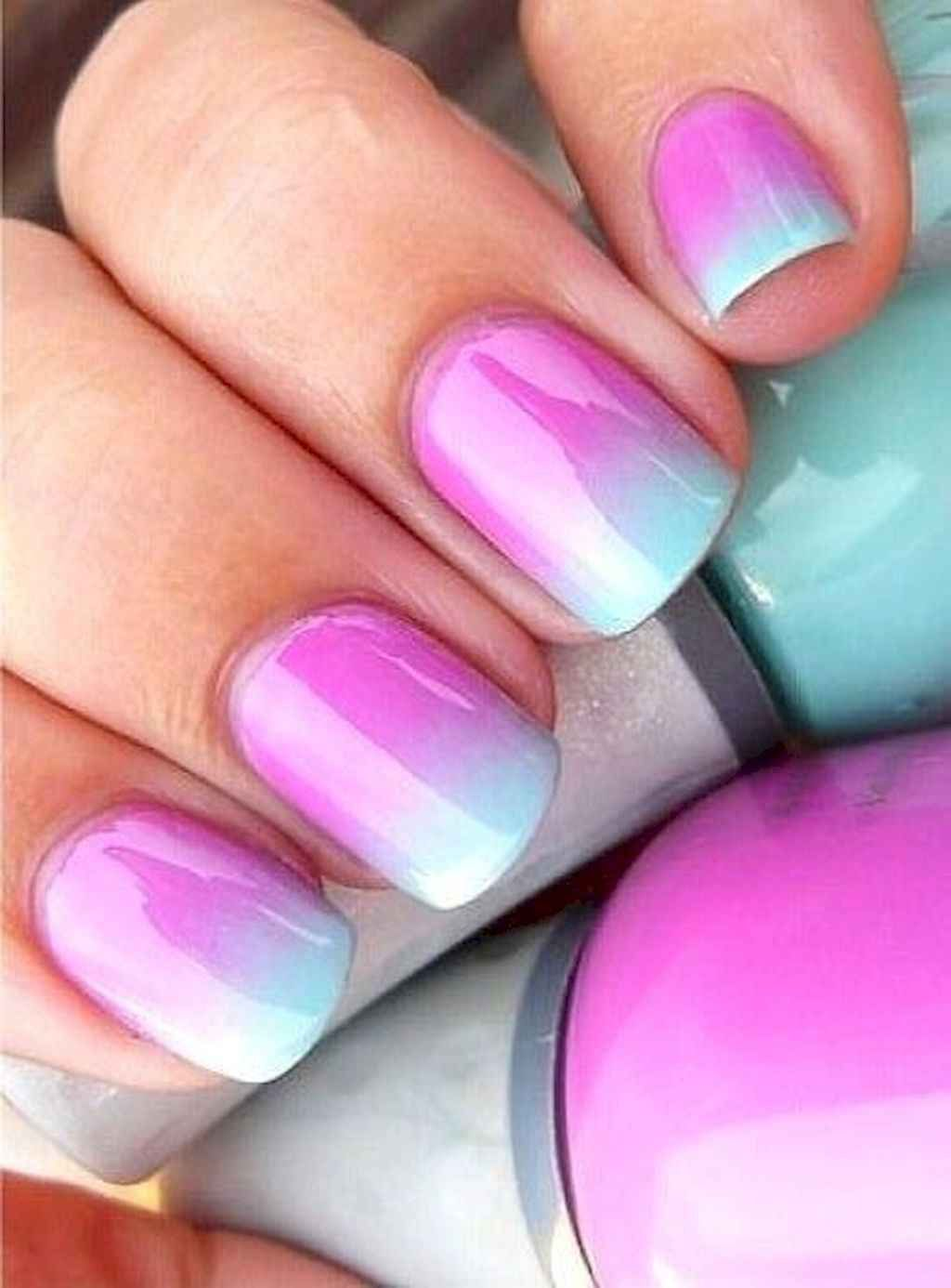 16 Best Ideas About Ombre Nails Art Design Kids Nail Designs Simple Nails Nail Art For Kids