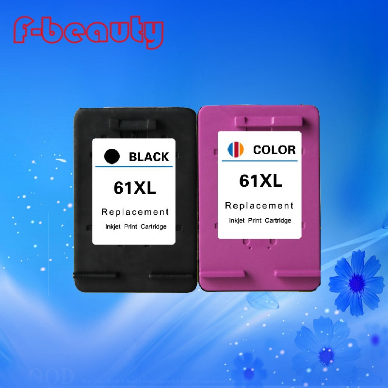 29.50$  Watch now - http://alixui.shopchina.info/go.php?t=32335420775 - High quality HP61 61XL ink cartridge compatible for 1000 1050 2000 2050 3000 2060 2010 3050 1010 1510 2540 2610 2620 4500  #bestbuy