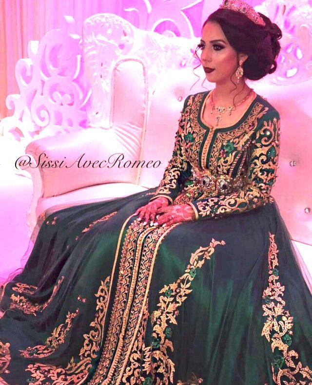 Vestiti Da Sposa Del Marocco.Moroccan Princesses Nuriyah O Martinez Romeo Haute Couture