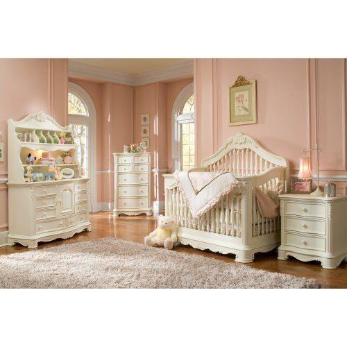 Creations Baby Venezia Crib Collection: Nursery Furniture : Walmart.com