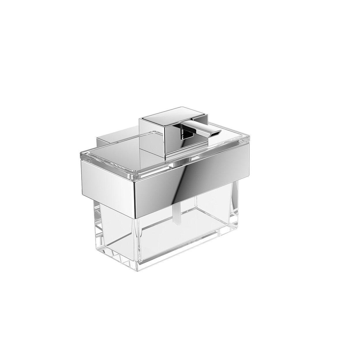 Vara 4221.001.00 Wall Mount Soap Dispenser From the Vara ...