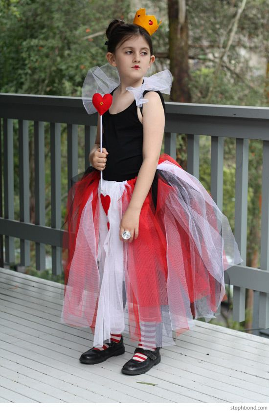 Bondville Cheap and easy DIY Alice in Wonderland costumes for kids  sc 1 st  Pinterest & Bondville: Cheap and easy DIY Alice in Wonderland costumes for kids ...
